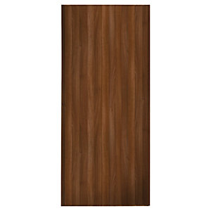 Spacepro Heritage Wood Effect Frame Sliding Wardrobe Door - Made to Measure 550-900mm
