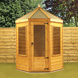 Mercia Octagonal Summerhouse 6 x 6 ft