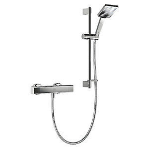 Mira Honesty Exposed Valve Mixer Shower