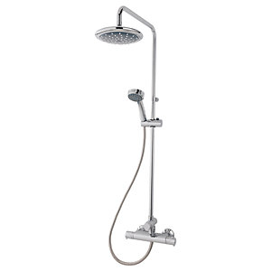 Triton Tian Thermostatic Bar Diverter Mixer Shower