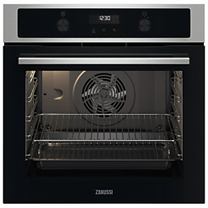Zanussi Multifunction Single Oven ZOCND7X1