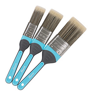 Harris Inspire Mixed Size Paint Brushes - Pack of 3