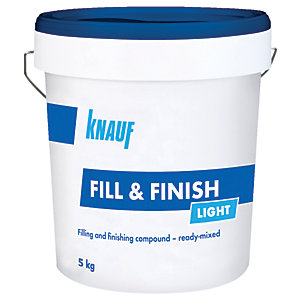 Knauf Fill and Finish Light 5kg