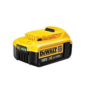 DEWALT DCB182-XJ 18V Li XR 4.0Ah Battery
