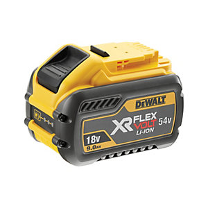 DEWALT DCB547-XJ 54V Xr Flexvolt 9.0AH Battery