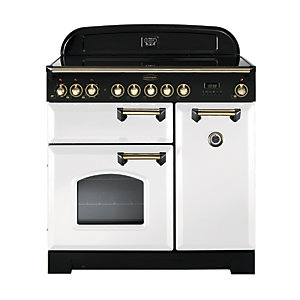 Rangemaster Classic Deluxe 90cm Induction Range Cooker
