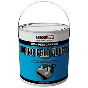 IKOpro High Performance Roofing Felt Adhesive 2.5L