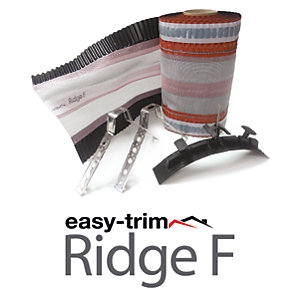 Easy-Trim Ridge F Plus Ridge Kit