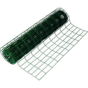 Wickes PVC Coated Garden Wire Fencing - 900mm x 10m