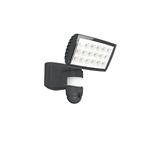 LUTEC PERI Security Floodlight with Wireless CCTV