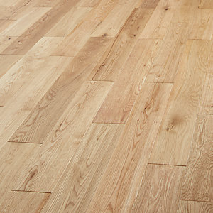 Style Country Light Oak Solid Wood Flooring - 1.44m2
