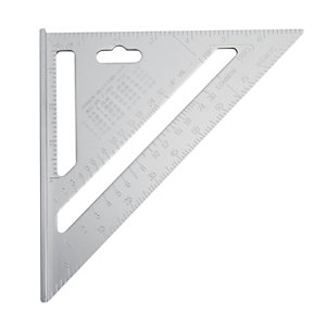 Wickes Lighweight Rafter Square - 7in