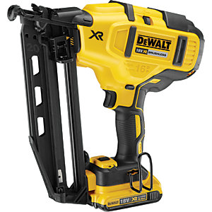 DEWALT DCN660D2-GB 18V 2.0Ah Brushless 2nd Fix Nailer