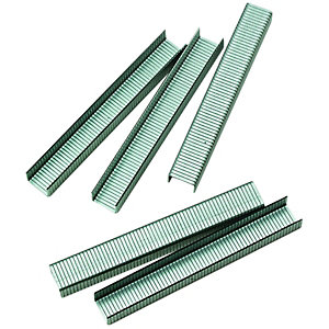 Wickes General Purpose Staples 8mm - Pack of 1000