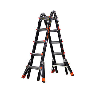 Tb Davies 5 Tread Dark Horse Model 22 Fibreglass Stepladder