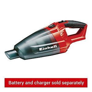 Einhell Power X-Change TE-VC 18Li 18V Cordless Hand Held Vacuum Cleaner - Bare