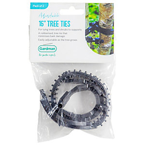 Plantpak Tree Ties 45x25cm 2 Pack