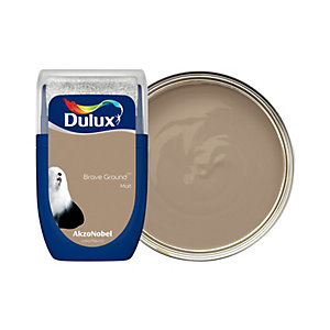 Dulux - Brave Ground - Colour of the Year 2021 Matt Emulsion Paint Tester Pot-30ml