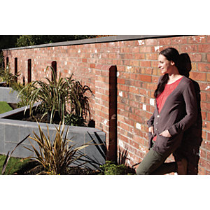 Marshalls Old Mill Brick Textured Walling - Sunset 65mm Pack of 452