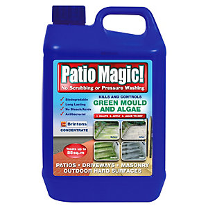 Patio Magic Hard Surface Cleaner Concentrate - 2.5L