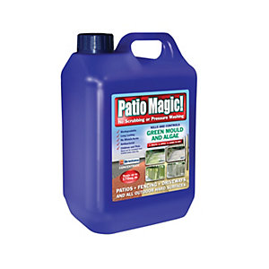 Patio Magic Hard Surface Cleaner Concentrate - 5L