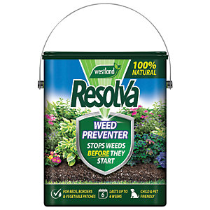 Resolva Weed Preventer Tub - 2.5kg