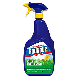 Roundup Lawn Weed Killer 1L