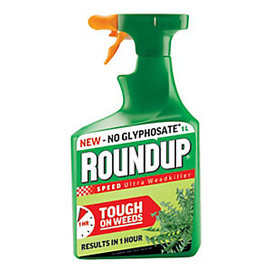 Roundup Speed Ultra Ready To Use Weed Killer - 1L