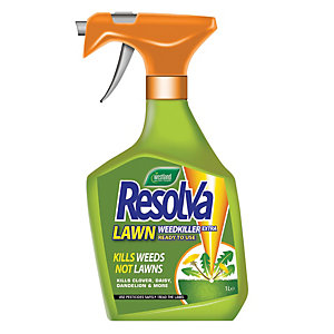 Westland Resolva Lawn Weed Killer Ready to Use - 1L