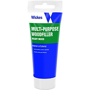 Wickes Multi-Purpose Wood Filler - 330g