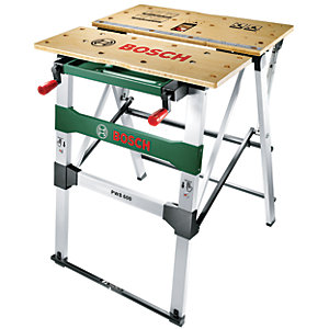 Bosch PWB 600 Flexible & Folding Work Bench