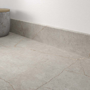 Minos Stone Square Edge Upstand 70 x 12mm x 3m