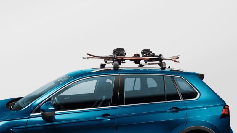 Skiholder for takstativ til VW Volkswagen Tiguan SUV