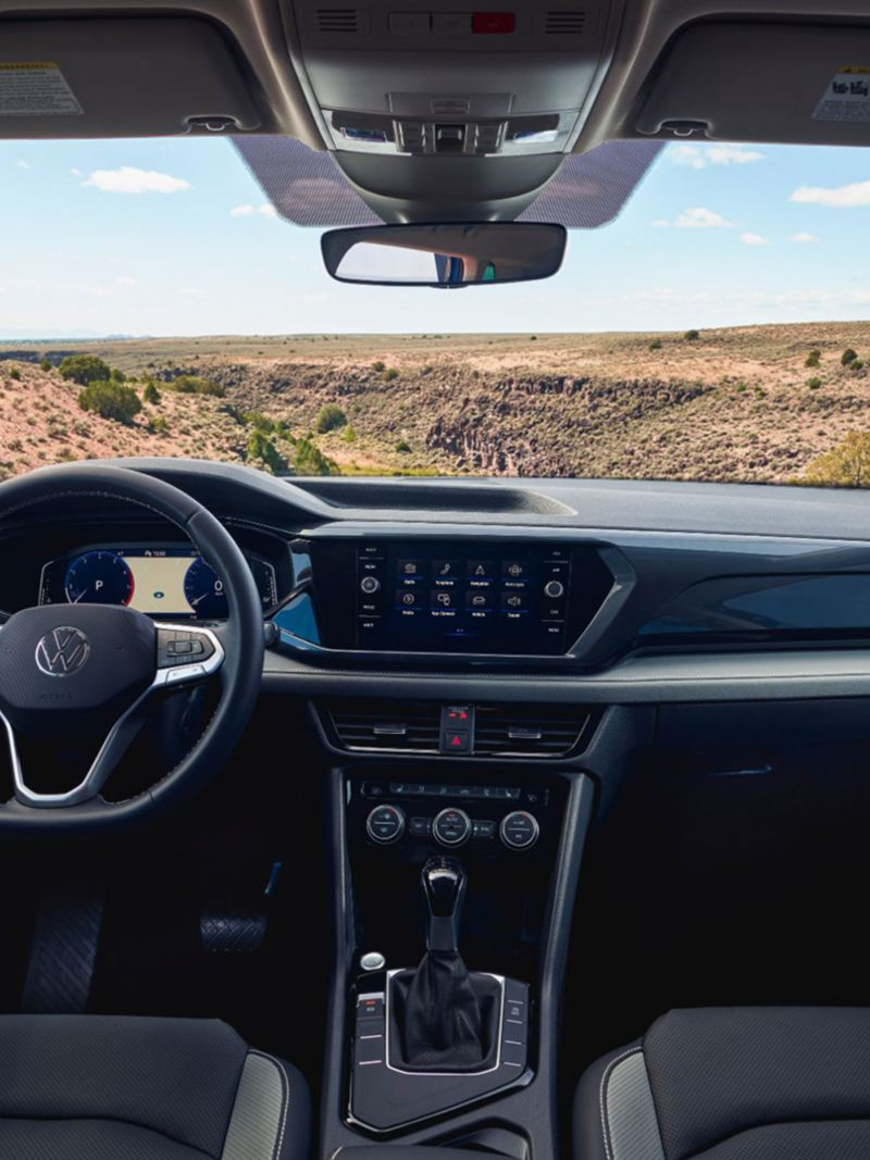 2021 VW Taos Interior Overview