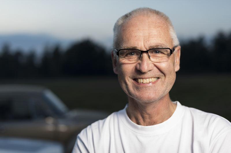 Jan Johansson, Volkswagenfantasten