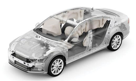Túi khí Volkswagen Passat