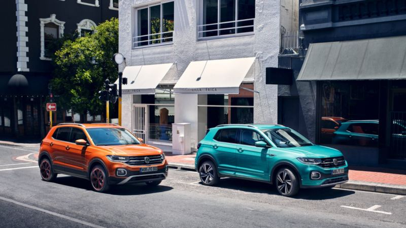 Volkswagen Touran & T-Cross