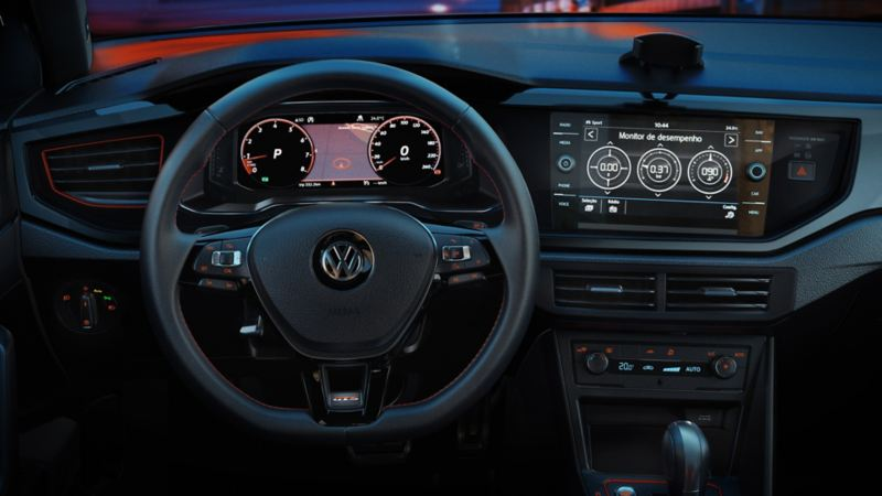 Interior GTS
