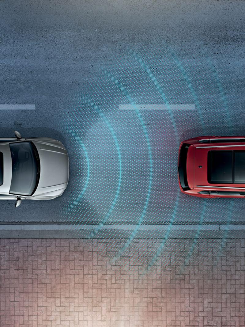 폭스바겐 모델 티구안 안전 사양 어댑티브 크루즈 컨트롤