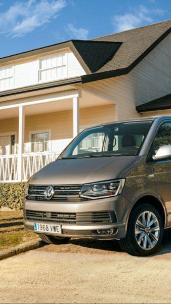 Transporter Caravelle Volkswagen Canarias