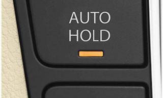 """Phanh tay điều khiển điện tử, kết hợp chức năng """"Auto-hold"""" chống trôi xe của Volkswagen Passat"""