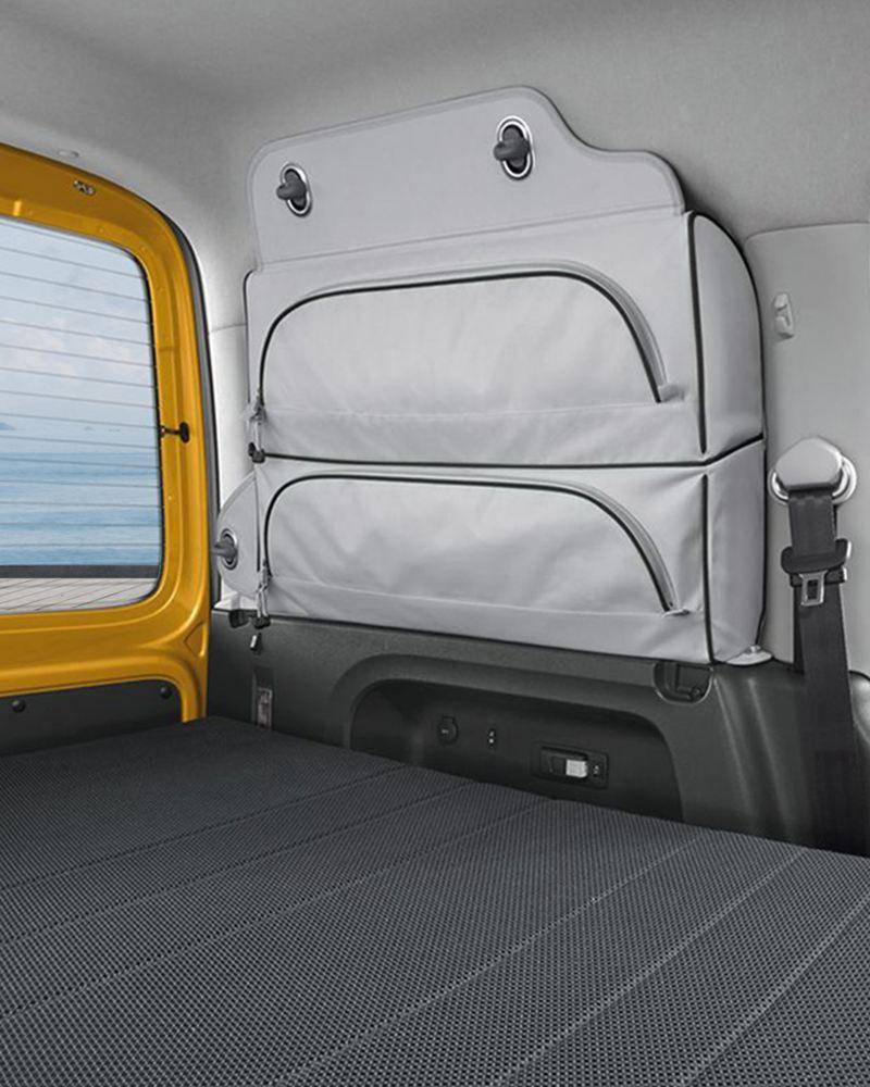 caddy beach diseño interior