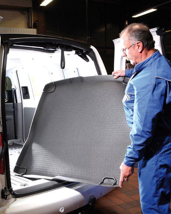 compartimento de carga de caddy gnc
