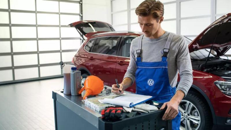폭스바겐 파사트 6세대 배터리 서비스 타이어 서비스