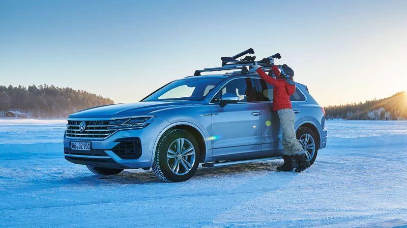 폭스바겐 휠 & 타이어 겨울용 타이어