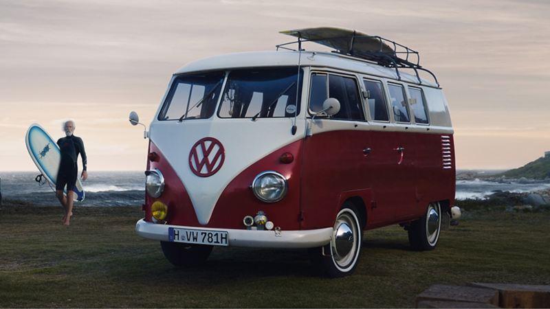 vw Volkswagen veteranbil Transporter firmabil og skatteregler skatt
