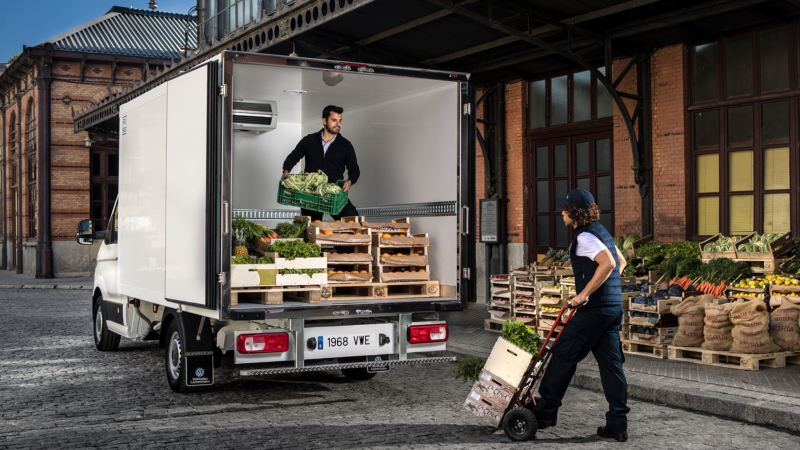 Volkswagen Comerciales Crafter Fresh Caja isotermo