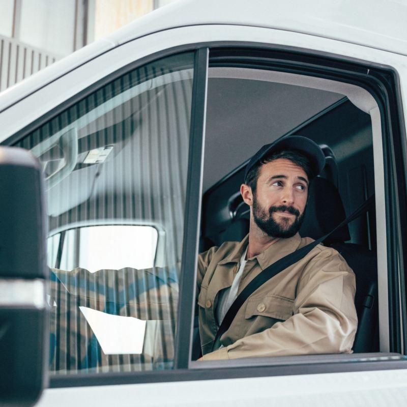 Volkswagen Comerciales Crafter Fresh Asiento ergoComfort
