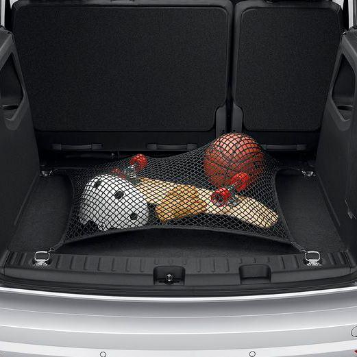 volkswagen caddy seguridad de carga
