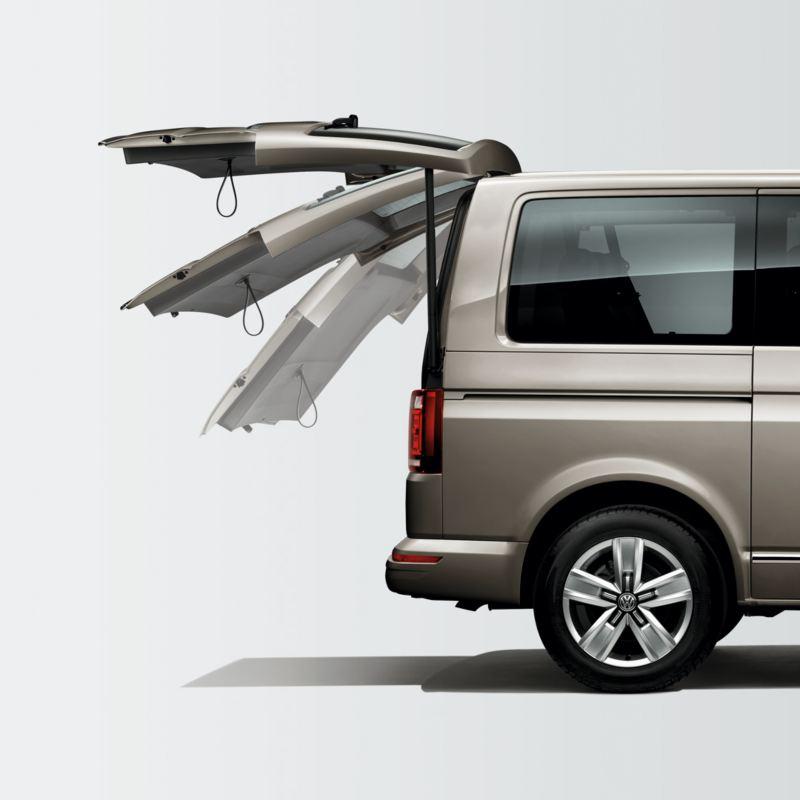 porton trasero electrico volkswagen caravelle